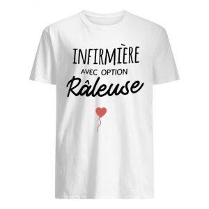 Infirmière Avec Option Râleuse Shirt
