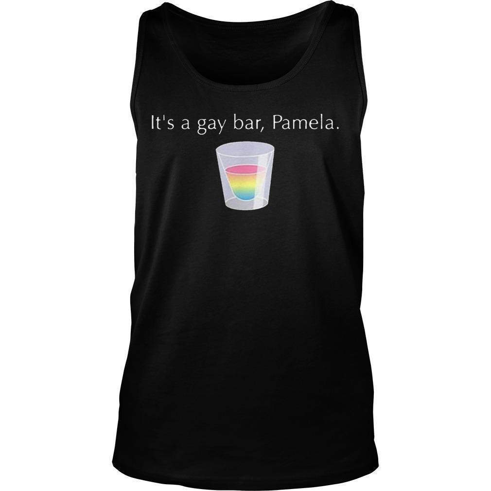 It's A Gay Bar Pamela Tank Top