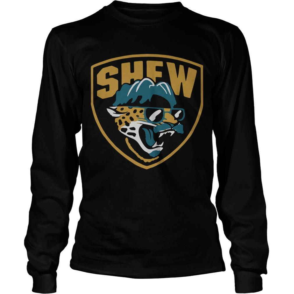 Jacksonville Jaguars Gardner Minshew Shew Longsleeve