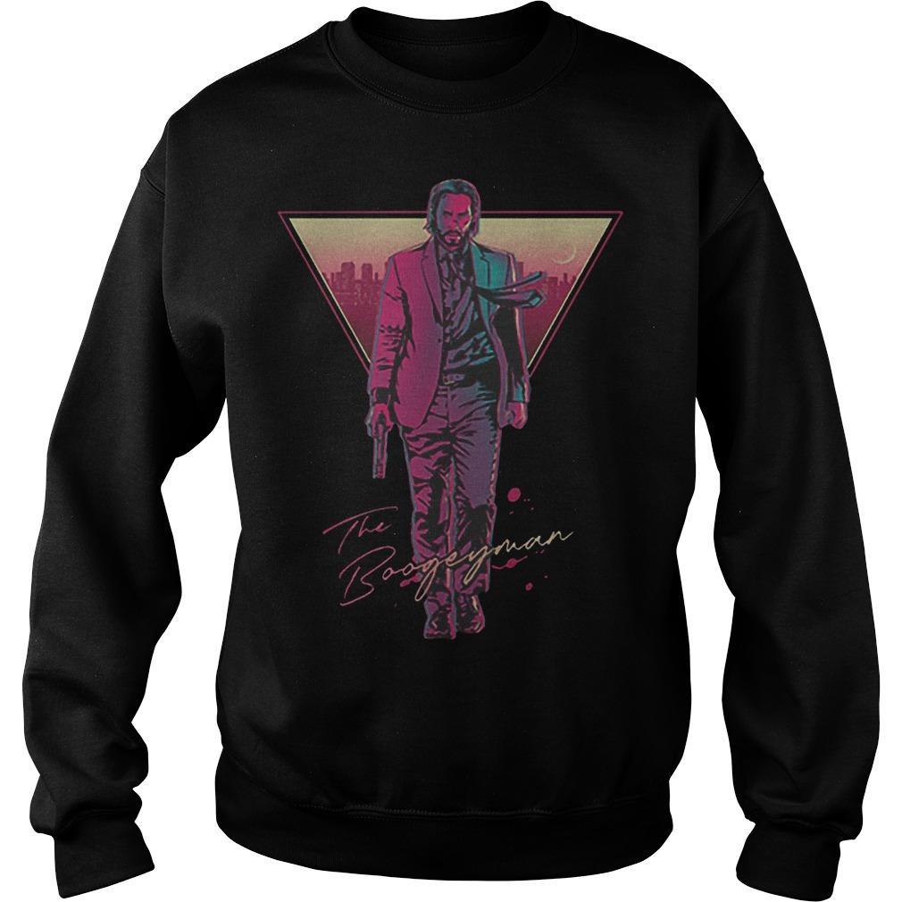 John Wick The Boogeyman Sweater