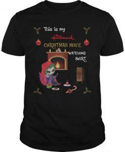 Joker This Is Hallmark Christmas Movie Watching Shirt