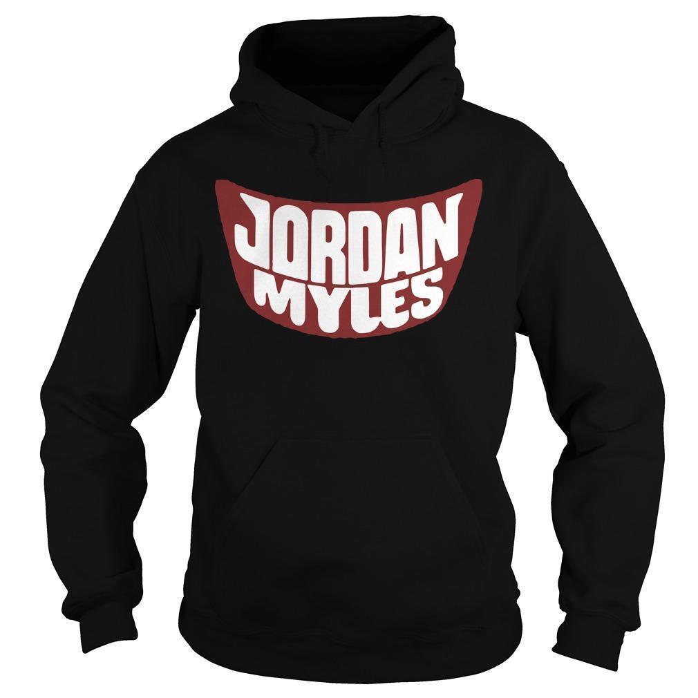 Jordan Myles T Wwe Hoodie