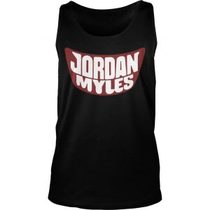 Jordan Myles T Shirt Wwe