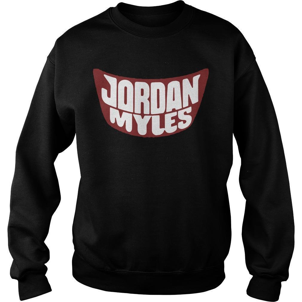 Jordan Myles T Wwe Sweater