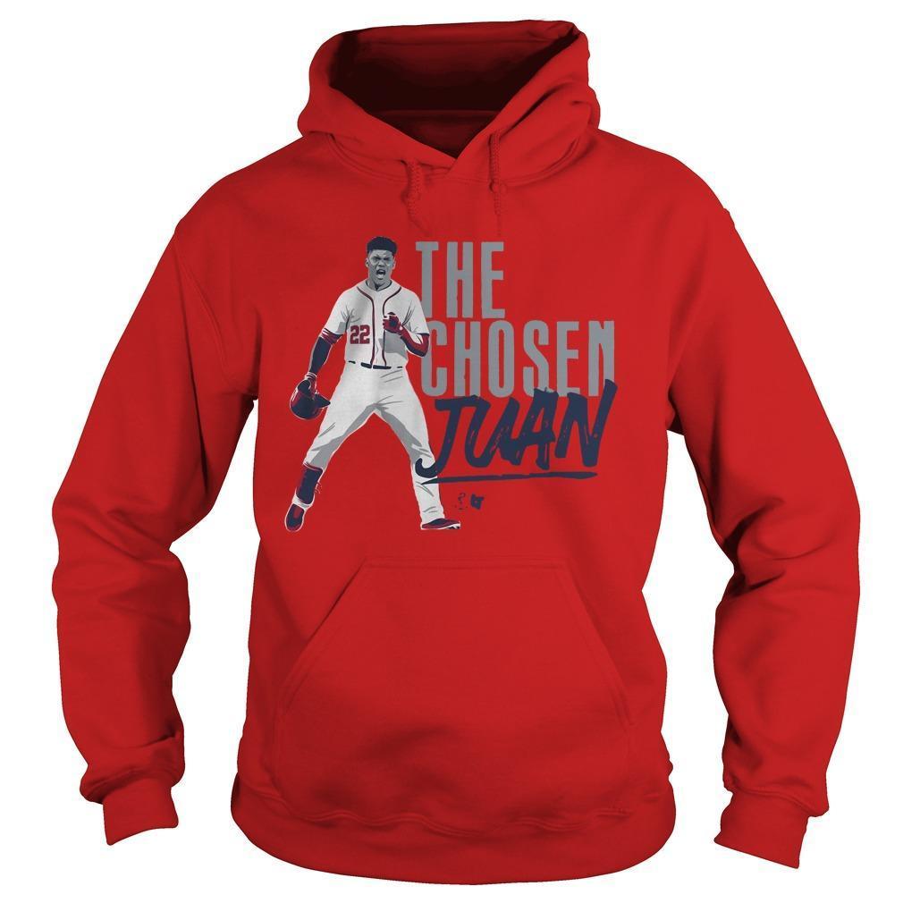 Juan Soto The Chosen Juan Hoodie