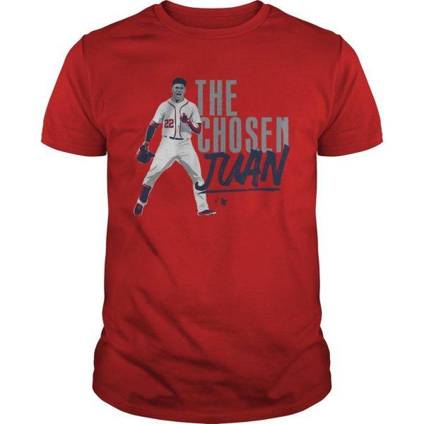 Juan Soto The Chosen Juan Shirt