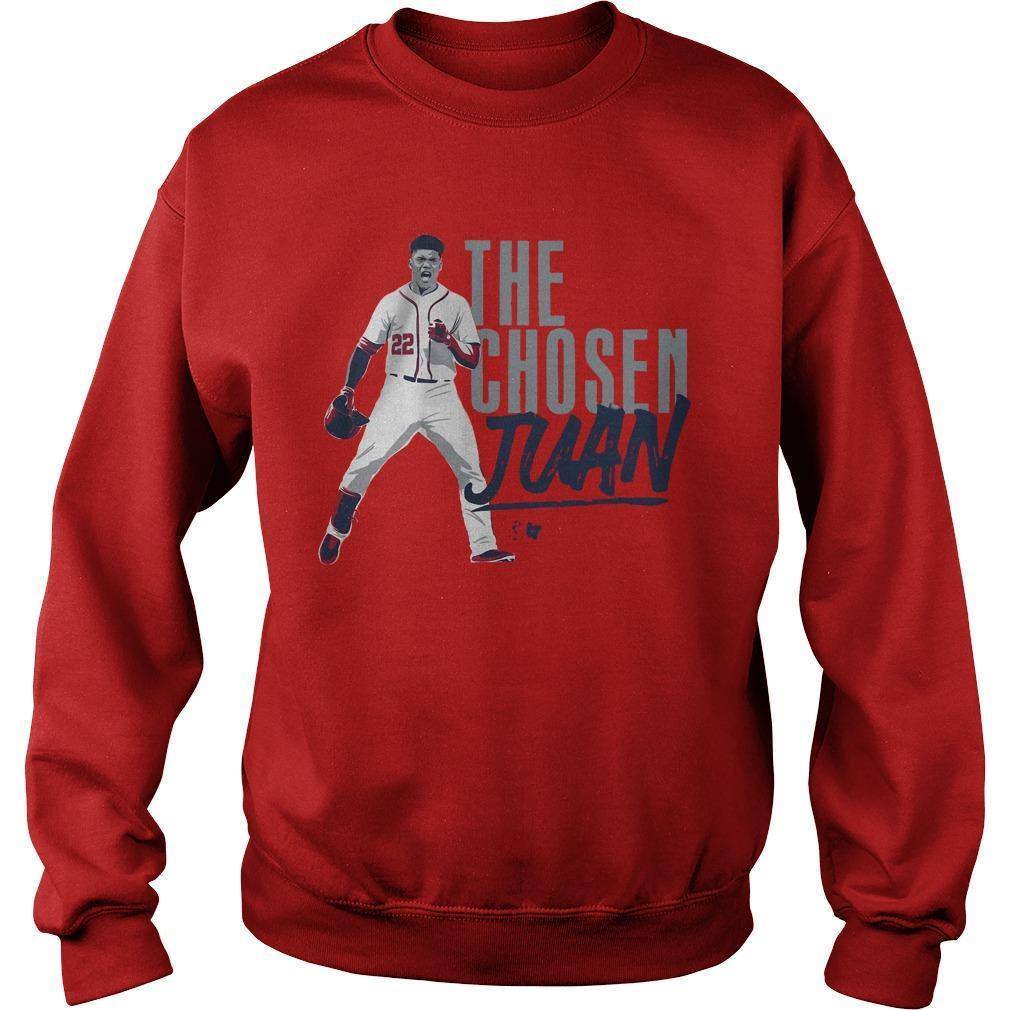Juan Soto The Chosen Juan Sweater