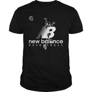 Kawhi Leonard Shot New Balance Basketball Shirt