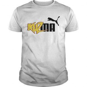 Kuzma Puma Shirt