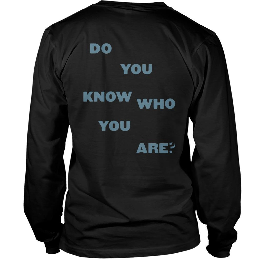 Lights Up The New Single By Harry Styles Do You Know Who You Are Longsleeve