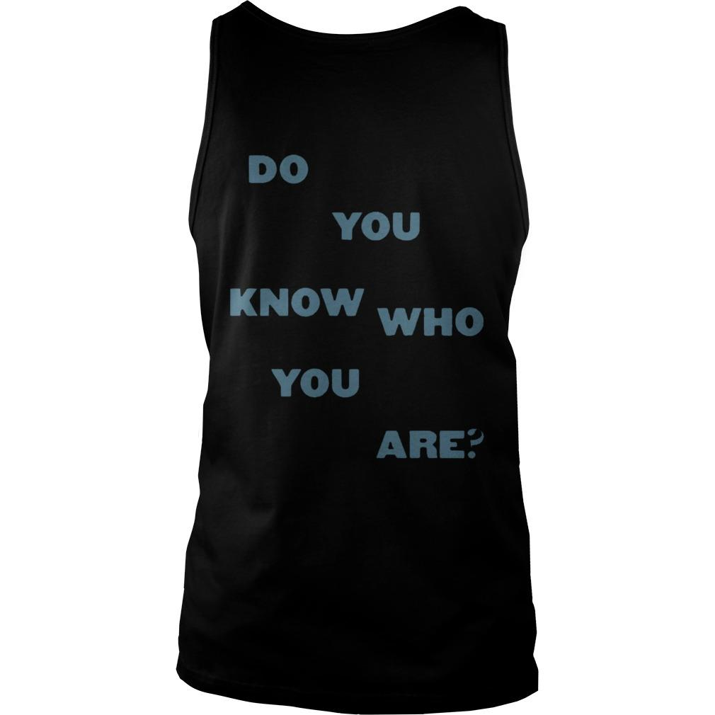 Lights Up The New Single By Harry Styles Do You Know Who You Are Tank Top