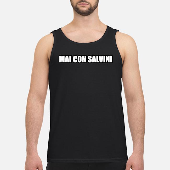 Mai Con Salvini Tank Top