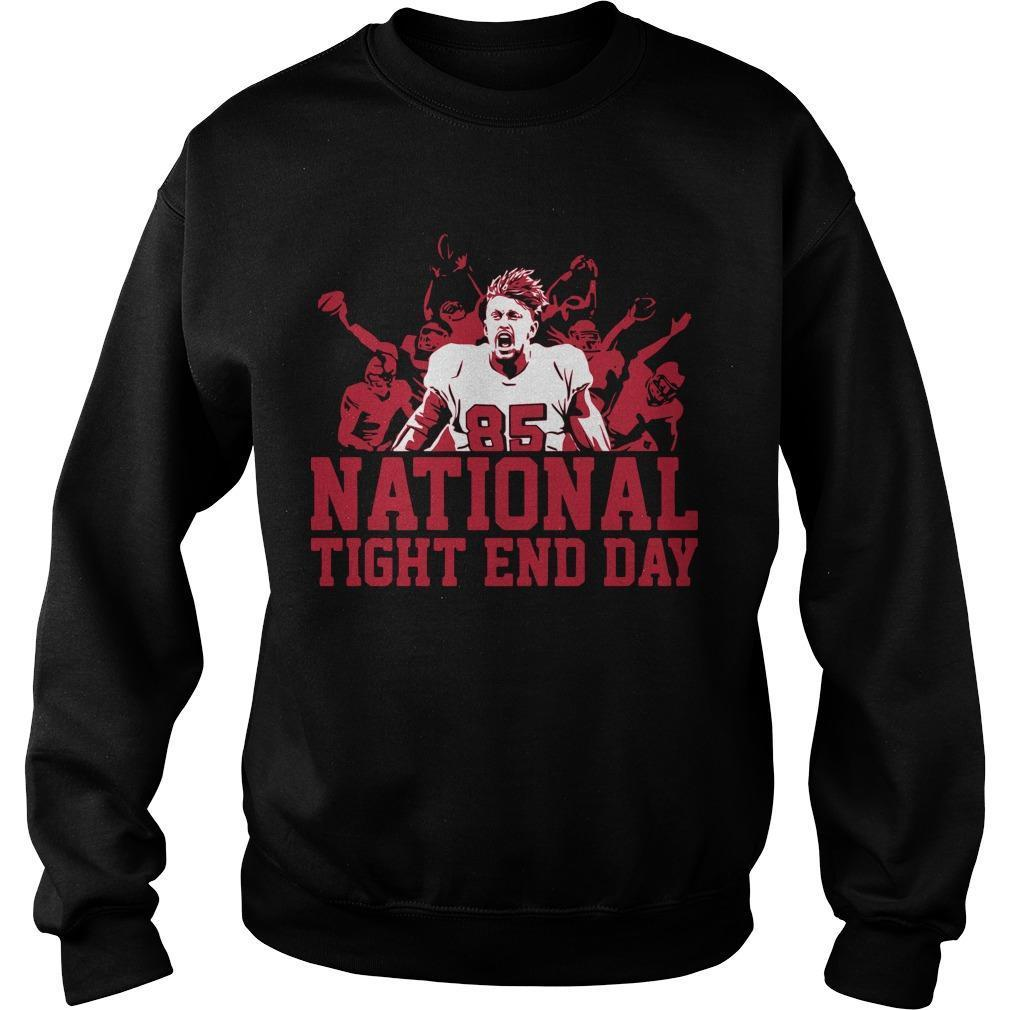 National Tight End Day Sweater