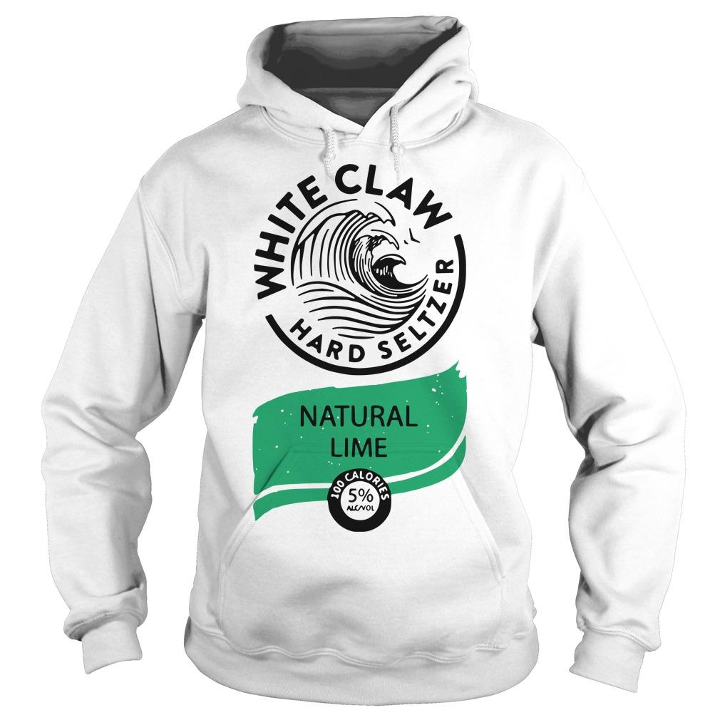 Nice White Claw Hard Seltzer Natural Lime Hoodie