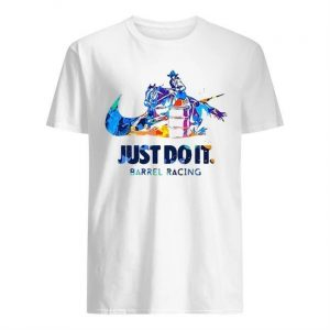 Nike Just Do It Barrel Racing Shirt