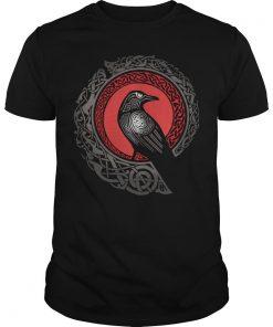 Norse Mythology Raven Shirt