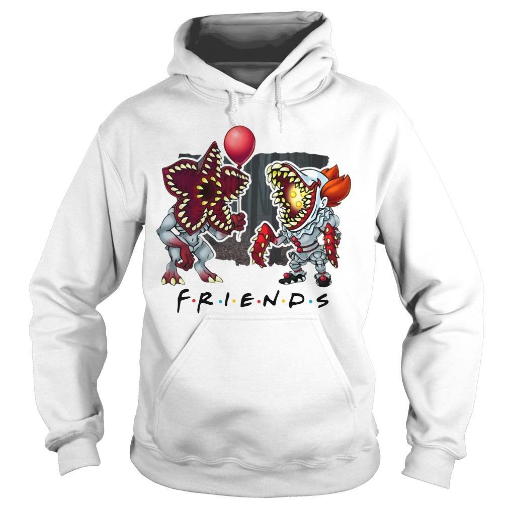 Pennywise Alien Monster Friends Hoodie