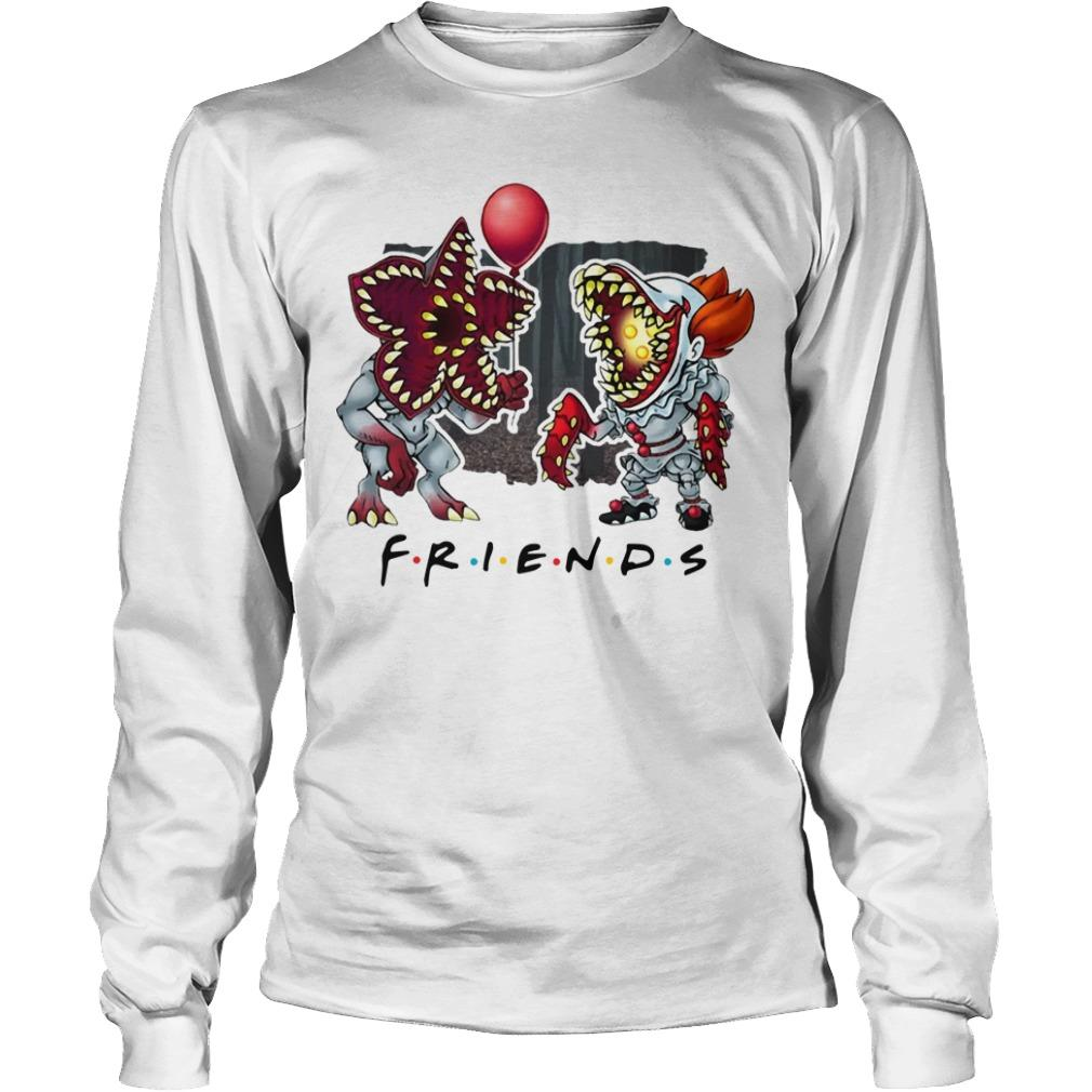 Pennywise Alien Monster Friends Longsleeve