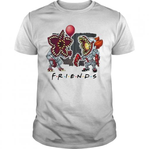 Pennywise Alien Monster Friends Shirt