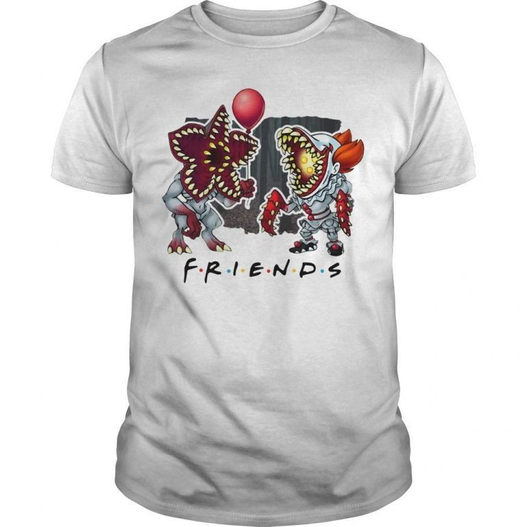 Pennywise Alien Monster Friends Shirt