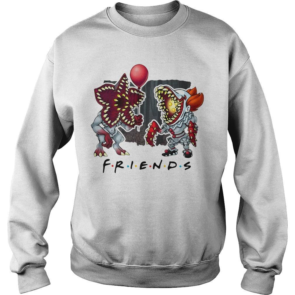 Pennywise Alien Monster Friends Sweater
