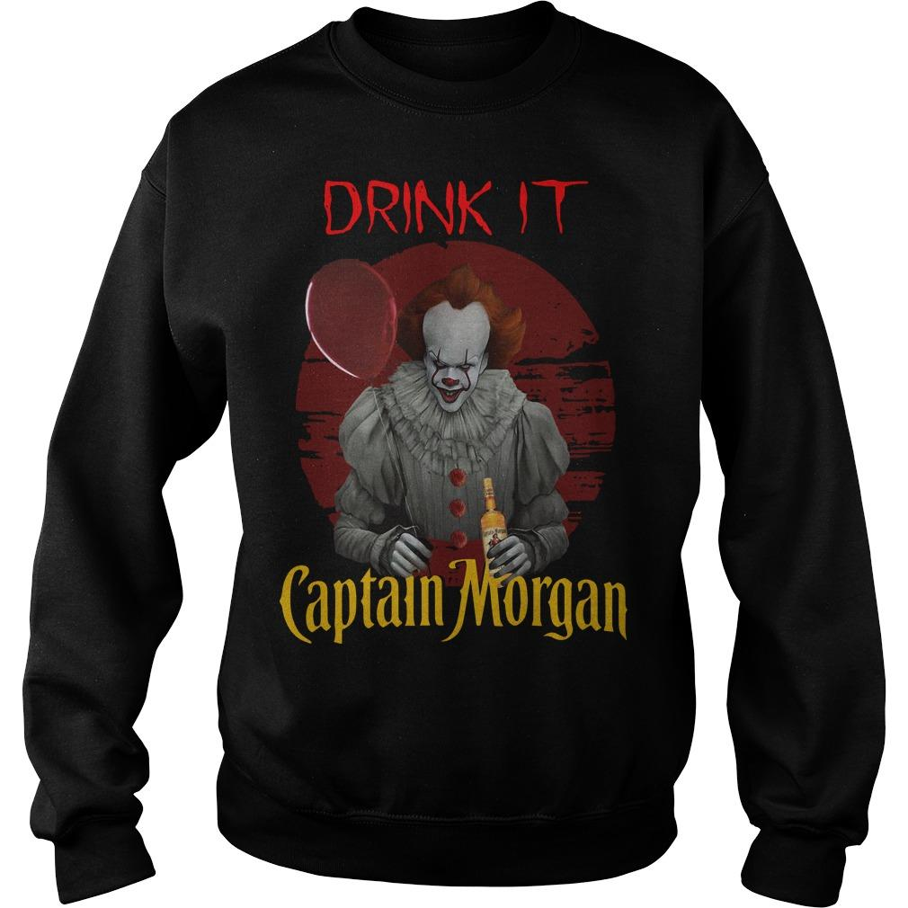 Pennywise Drink IT Captain Morgan Sweater