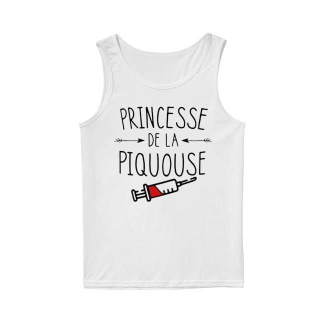 Princesse De La Piquouse Tank Top