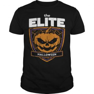 Pumpkin The Elite Halloween Shirt