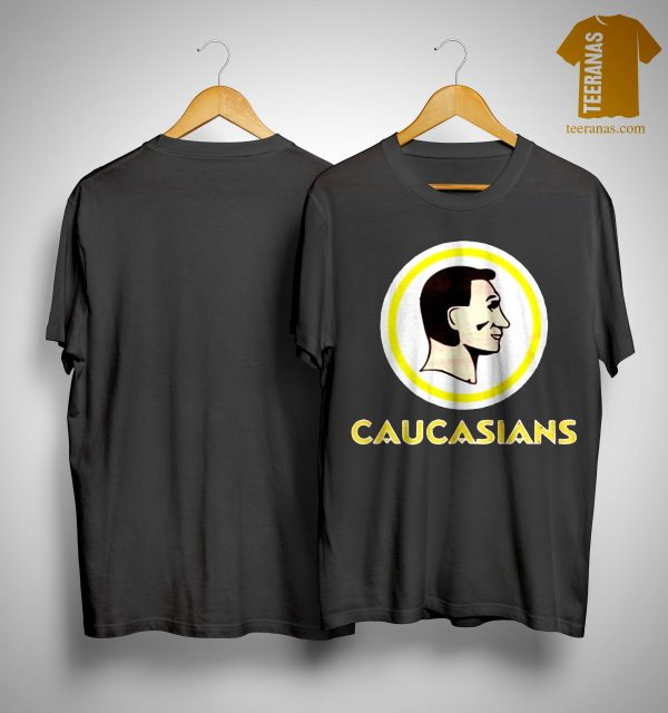 Redskins Caucasians Shirt