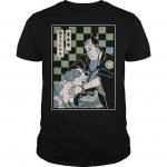 Samurai Love Dog Shirt