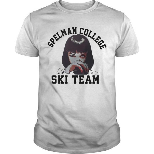 Spelman College Ski Team Shirt