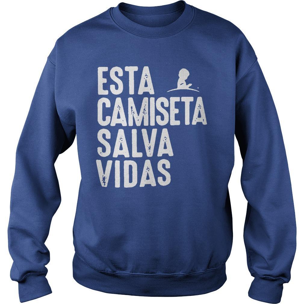 St Jude Esta Camiseta Salva Vidas Sweater