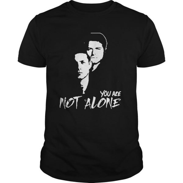Stabs You Are Not Alone Shirt