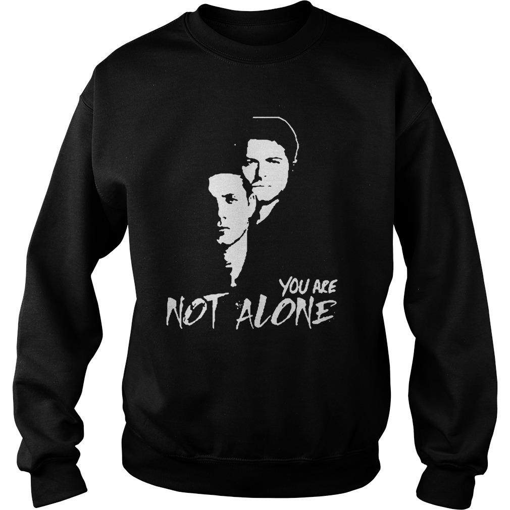 Stabs You Are Not Alone Sweater