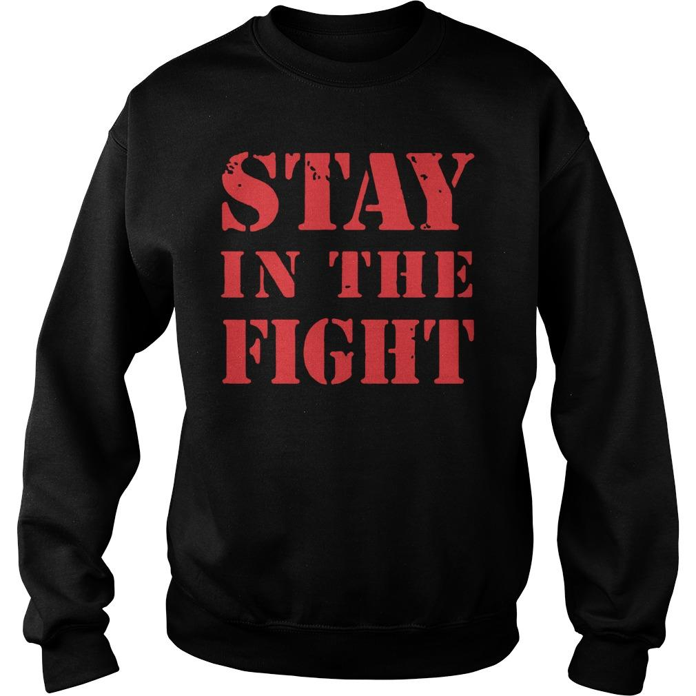 Stay In The Fight T Nationals Sweater