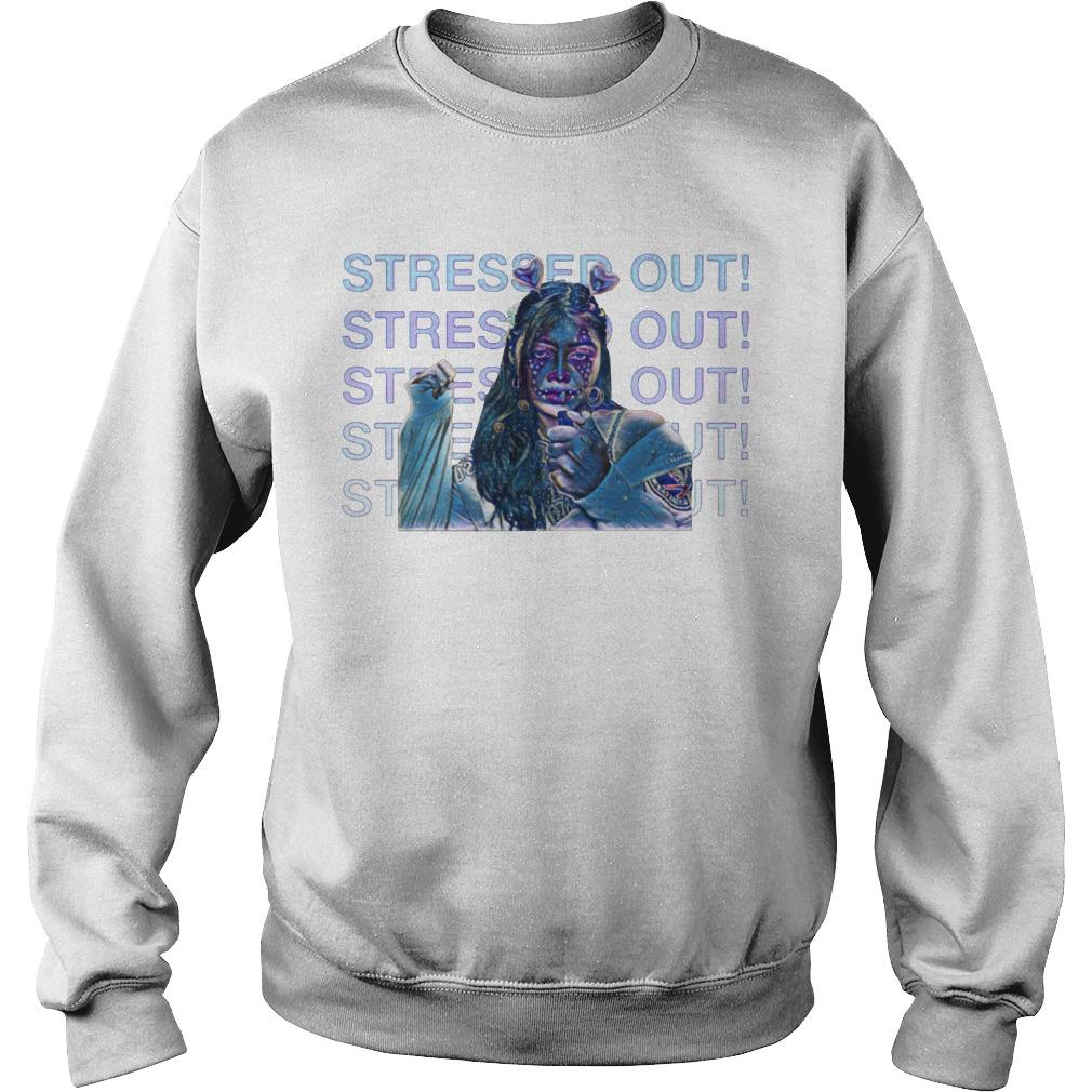 Stressed Out Sweater