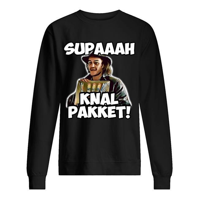 Supaaah Knal Pakket Sweater