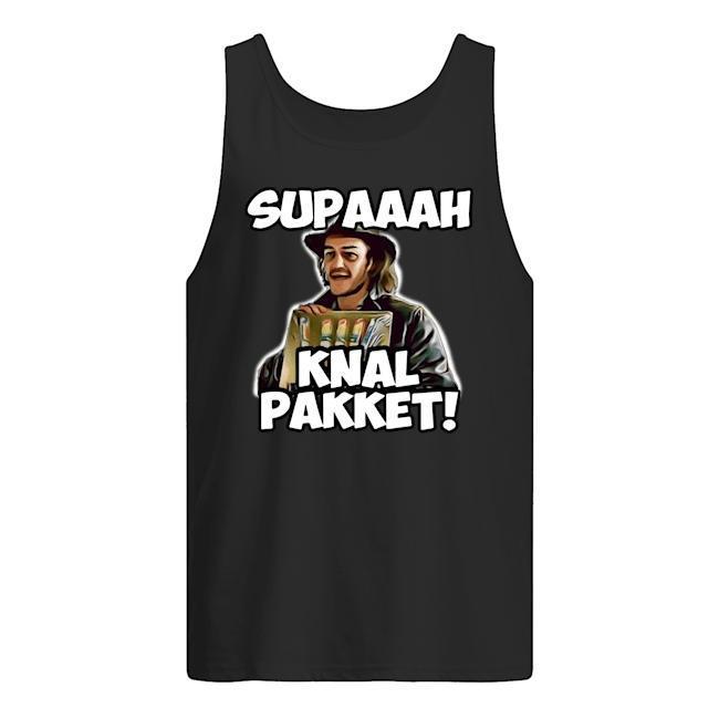 Supaaah Knal Pakket Tank Top
