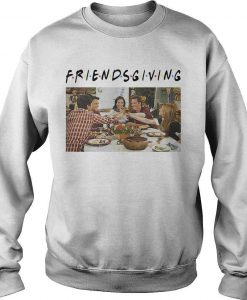 TV Show Friendsgiving Shirt