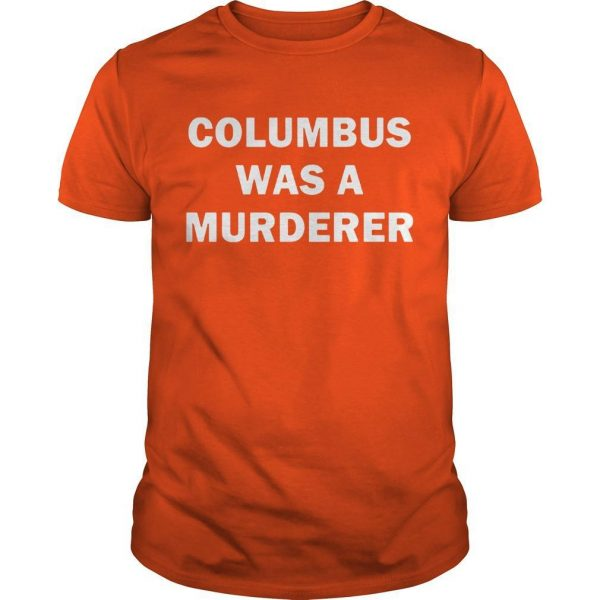 Teacher Columbus T Shirt Controversy