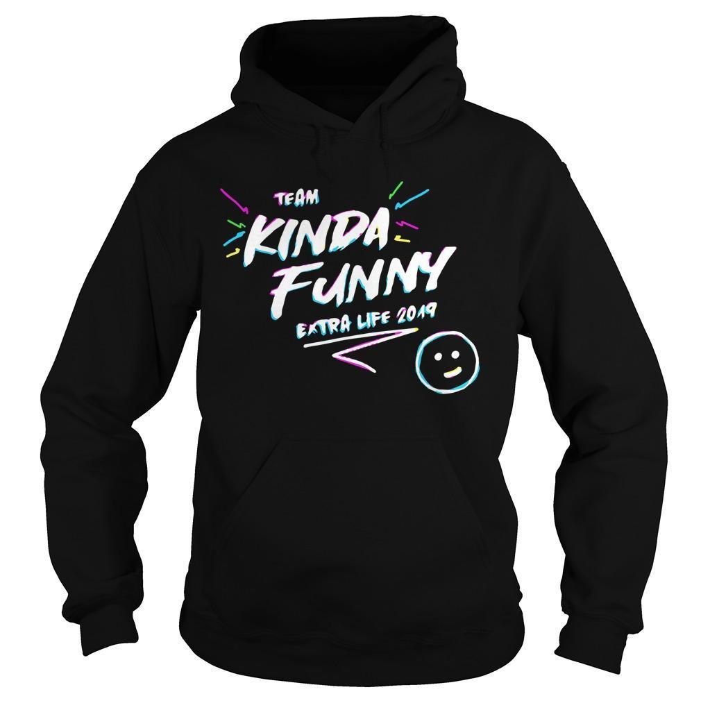 Team Kinda Funny Extra Life 2019 Hoodie