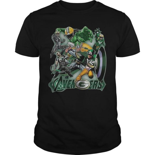 The Avenger Green Bay Packer Team Shirt