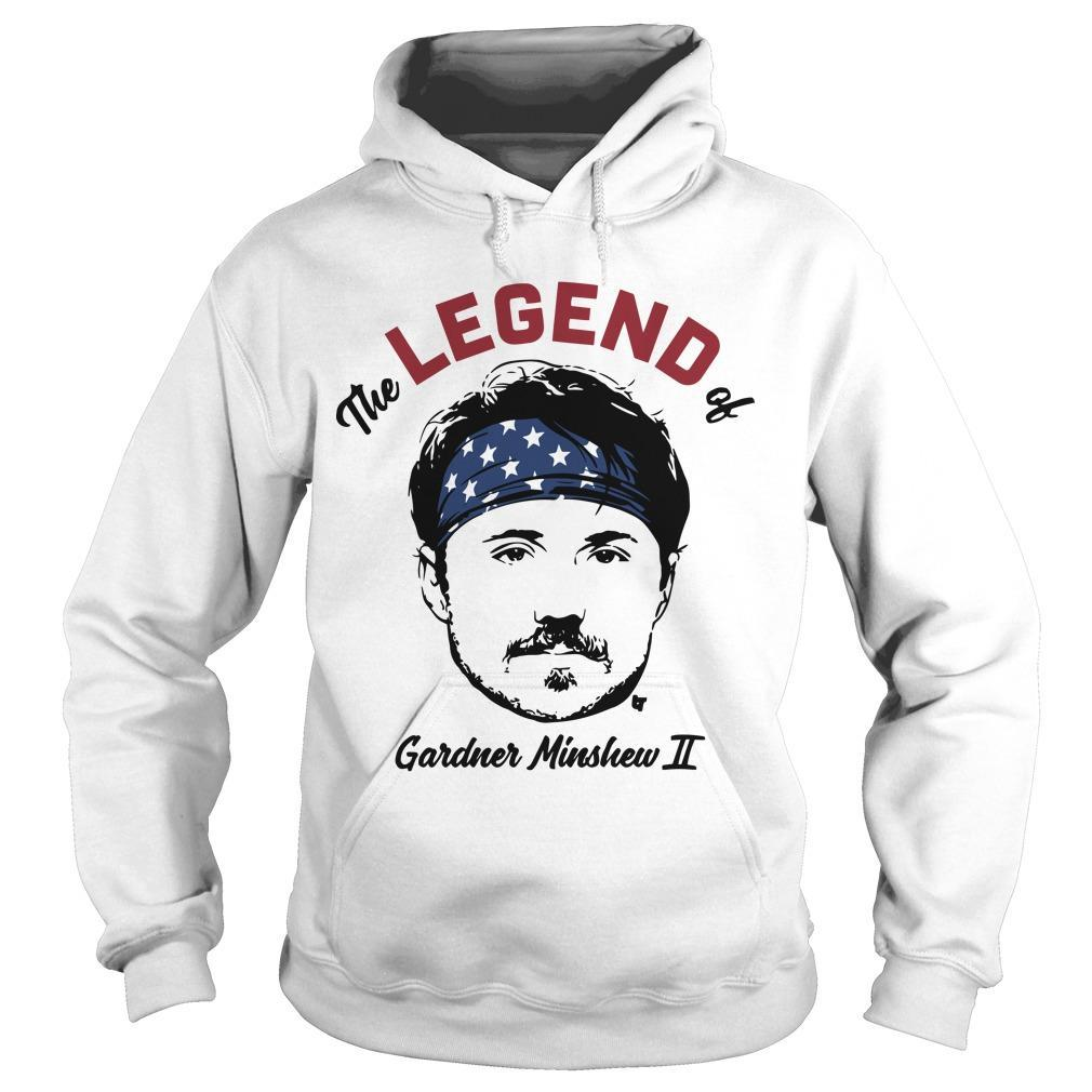 The Legend Of Gardner Minshew II Hoodie