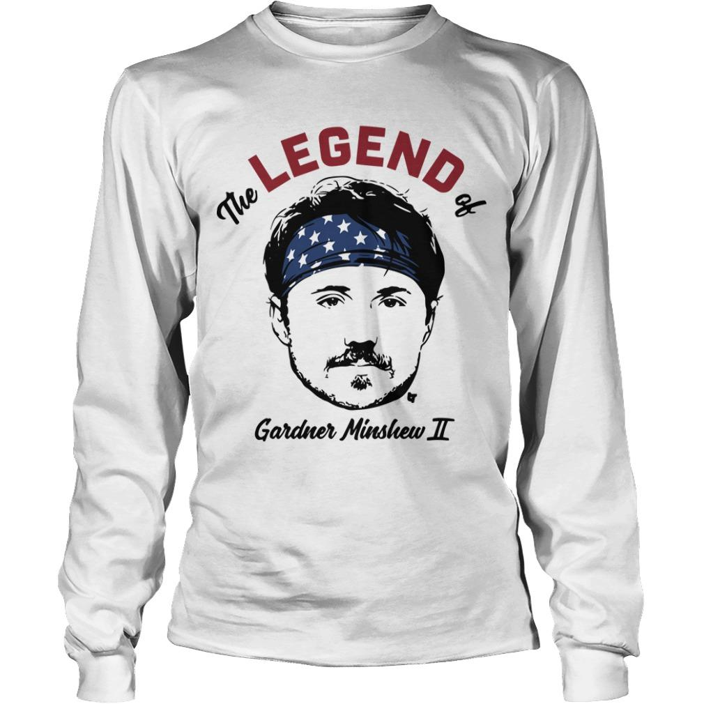 The Legend Of Gardner Minshew II Longsleeve