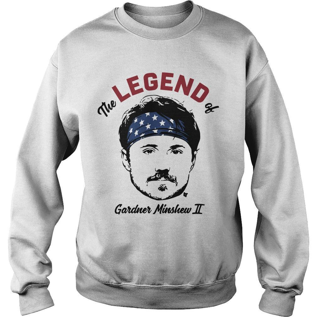 The Legend Of Gardner Minshew II Sweater