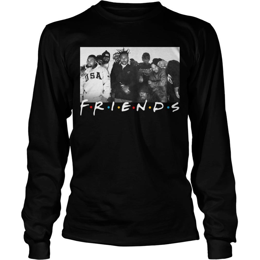 The Outlawz Tv Show Friends Longsleeve