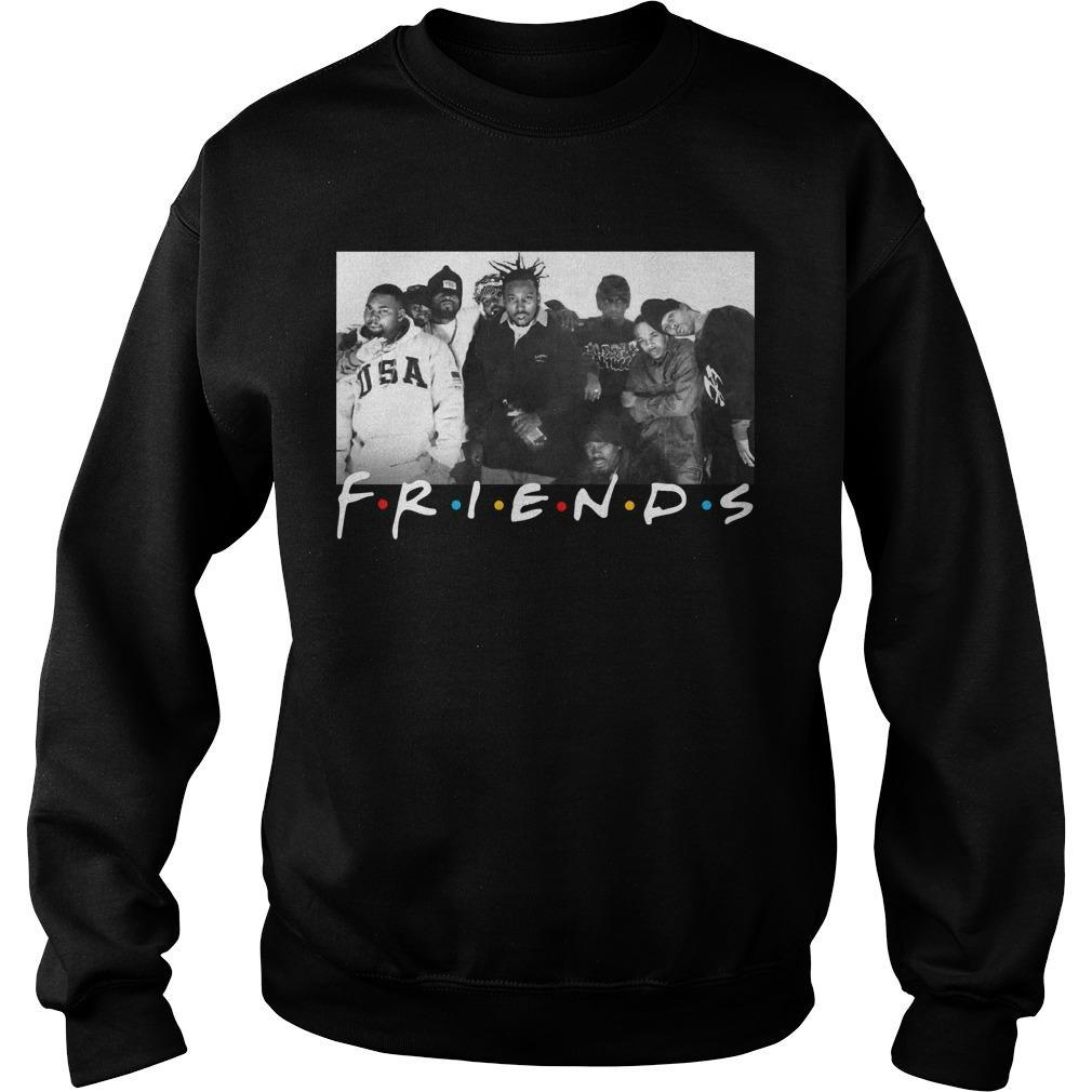 The Outlawz Tv Show Friends Sweater