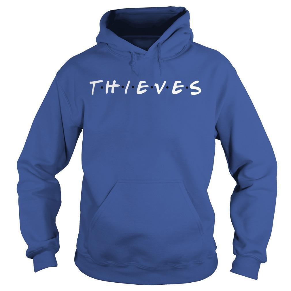 Tre Boston Thieves Hoodie