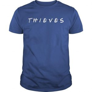 Tre Boston Thieves Shirt