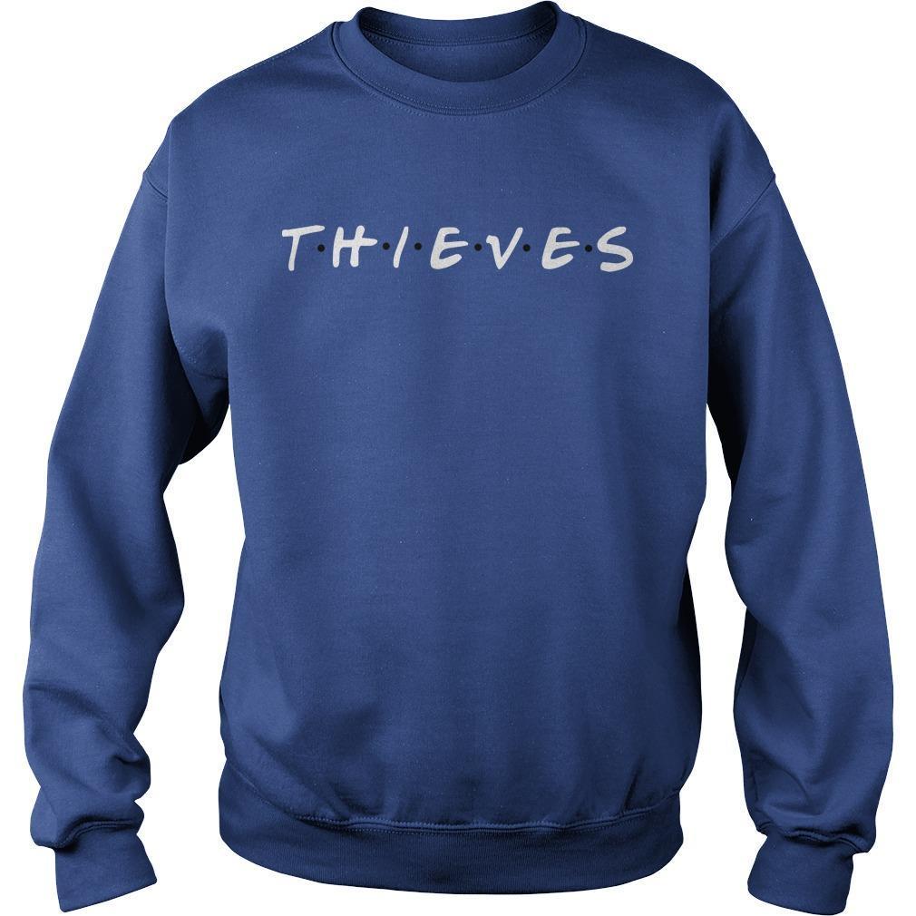 Tre Boston Thieves Sweater